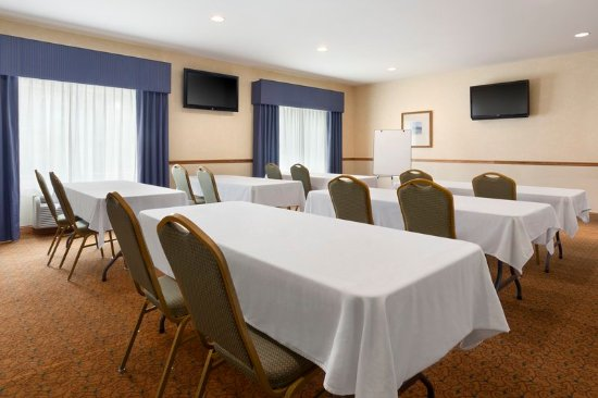 Country Inn & Suites by Radisson, Columbia, MO: Meeting room