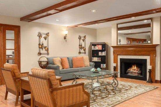 Country Inn & Suites by Radisson, Kingsland, GA: Lobby