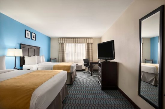 Country Inn & Suites by Radisson, Lubbock, TX: Guest room