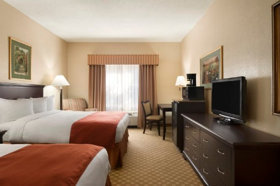 Country Inn & Suites by Radisson, Columbus, GA: Guest room