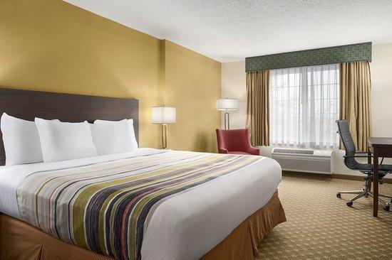 Manteno, IL: Guest room