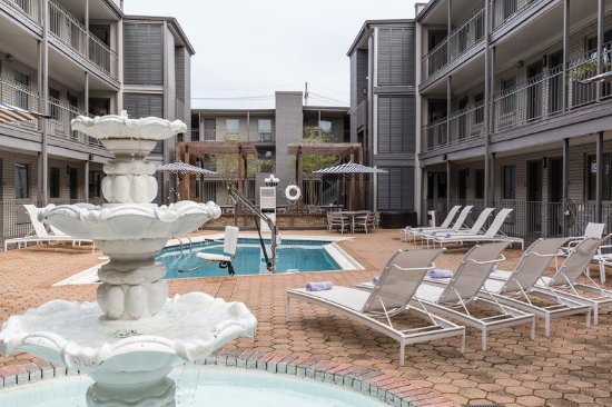 Country Inn Suites By Radisson Metairie New Orleans La Pool