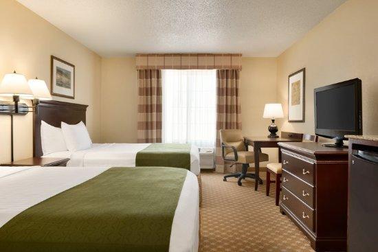 Chanhassen, MN: Guest room