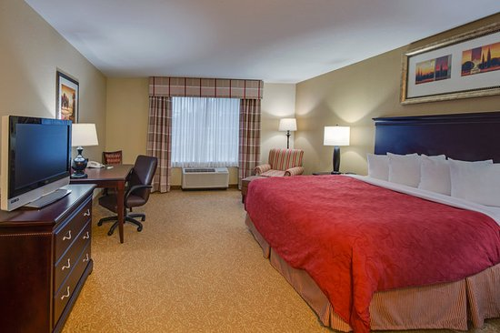 Country Inn & Suites by Radisson, Pensacola West, FL: Guest room