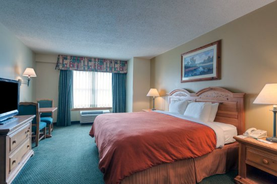 Country Inn & Suites by Radisson, Roanoke, VA: Guest room