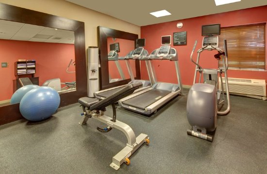 Homewood Suites West Palm Beach: Health club