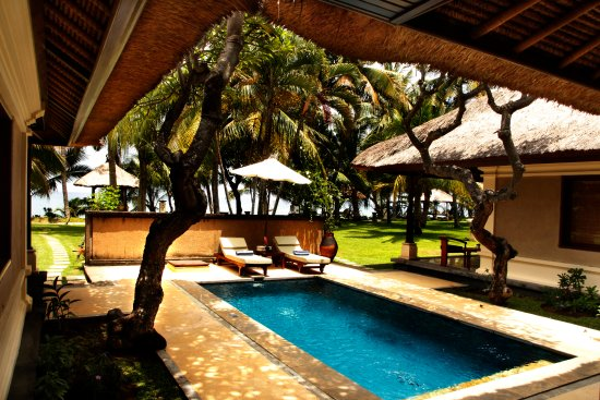 Pemaron, Indonésie : Duplex Suite Private Pool
