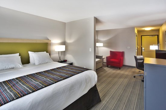 Country Inn & Suites by Radisson, Springfield, IL: Suite