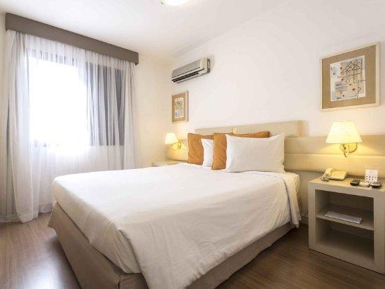 Hotel Mercure SP Moema: Guest room