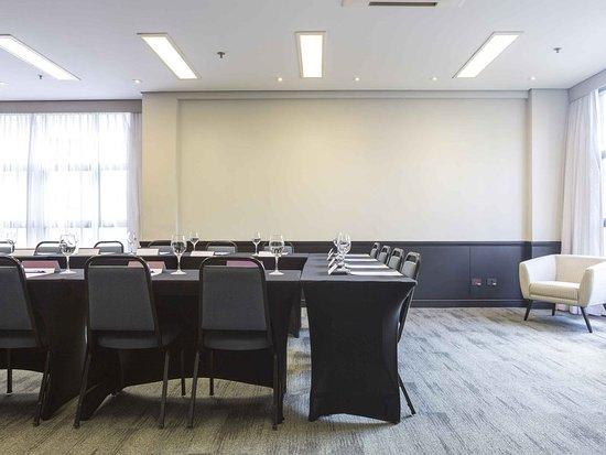Hotel Mercure SP Moema: Meeting room