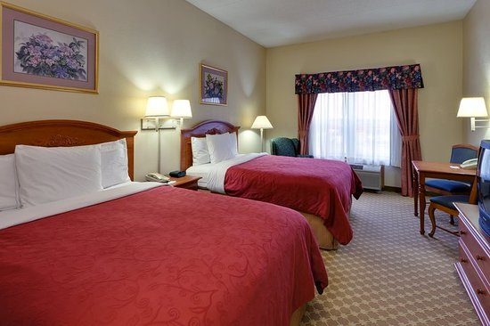 Country Inn & Suites by Radisson, Nashville Airport East, TN : Guest room