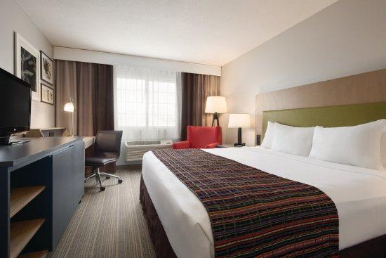 Grand Rapids, MN: Guest room