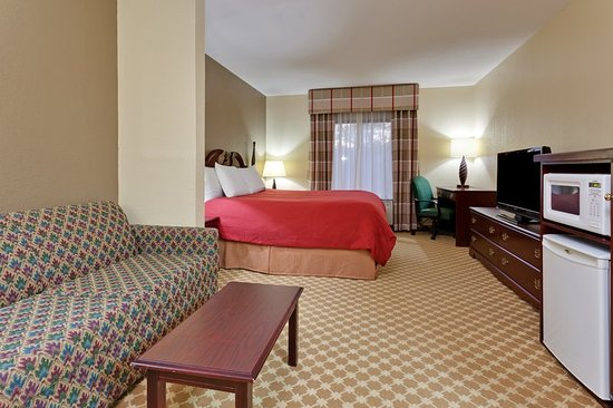 Country Inn & Suites by Radisson, Knoxville Airport, TN : Guest room