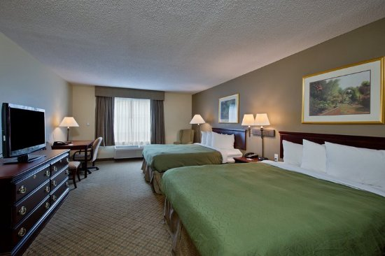 Country Inn & Suites by Radisson, Newport News South, VA: Guest room