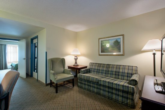 Country Inn & Suites by Radisson, Newport News South, VA: Suite