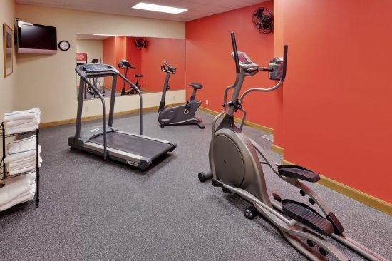 Mount Morris, نيويورك: Health club