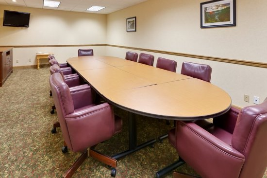 Mount Morris, NY: Meeting room