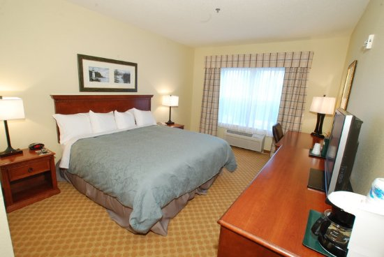 Marinette, WI: Guest room