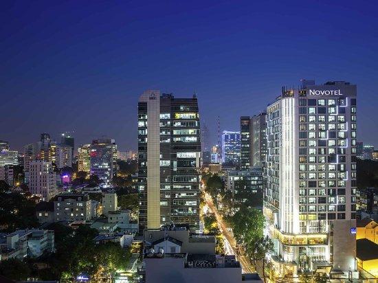 Novotel Saigon Centre Hotel: Exterior