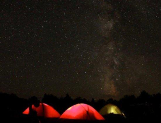 Tehkummah, Kanada: dark sky campground