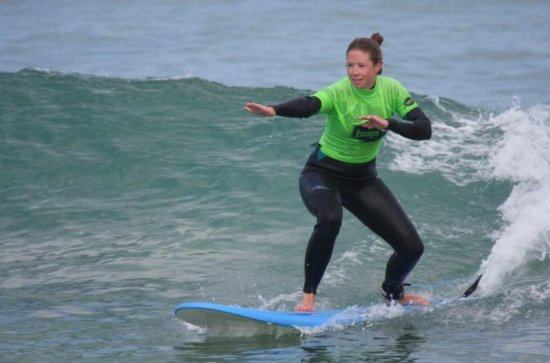 Half-Day Surf Experience in Newquay