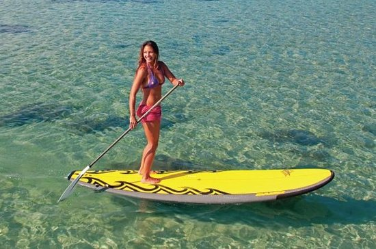 Stand Up Paddleboarding Lessons