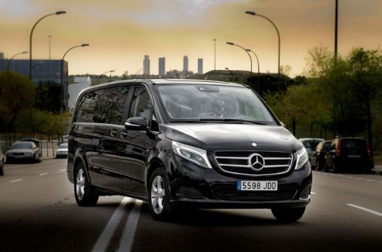 Amsterdam City Departure Private Transfer to Amsterdam Port in Luxury...