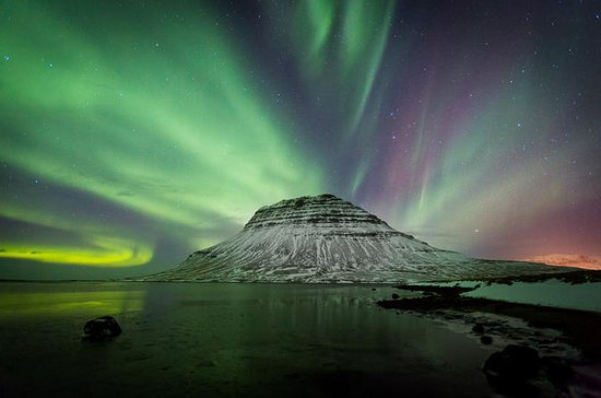 2 Day Snæfellsnes Tour Lava Caving  and the Northern Lights