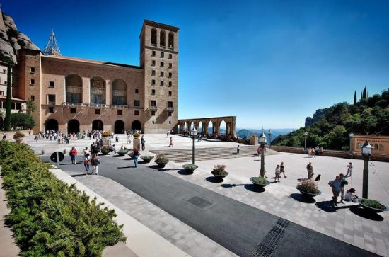 Esperienza Monastero Montserrat Gastronomico