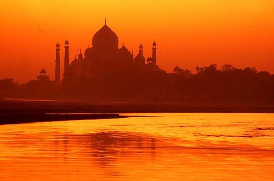 Taj Mahal Sunrise &  Sunset Tour