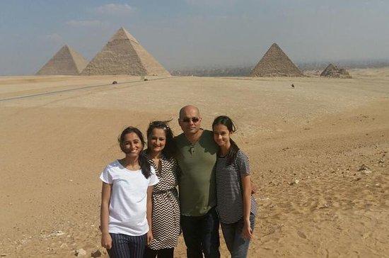 Pyramids Tours with Camel Ride