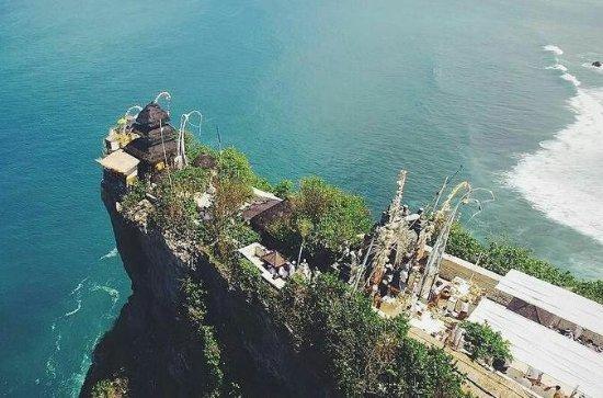 Tour della penisola del sud di Bali