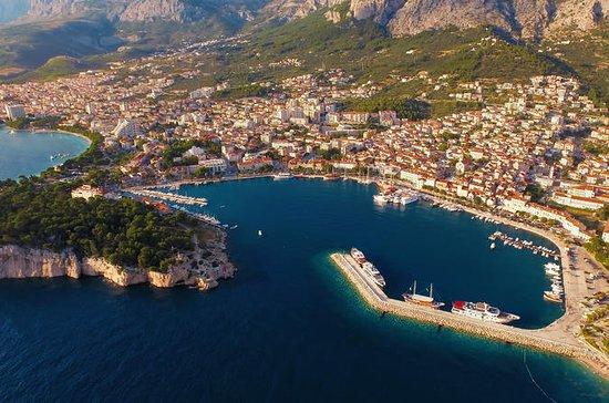 Dubrovnik vers Makarska Transfert...