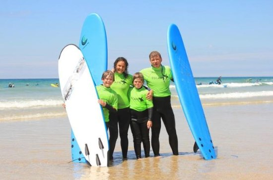 Private Family Surf les in Newquay ...