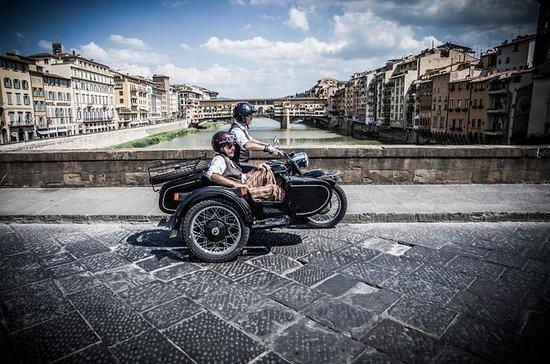 Florence Vintage Sidecar à moto