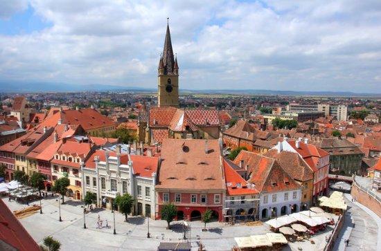 Tour du budget de 5 jours en Roumanie