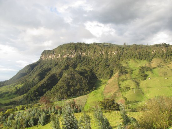 Cundinamarca Department, Kolumbien: Peña del Aserradero