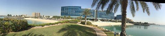 Fairmont Bab Al Bahr: Fantastic location