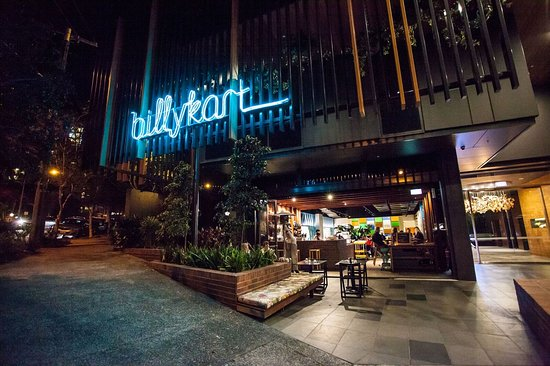 Billykart West End: The perfect spot for a drink after work