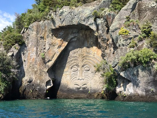 Maori rock carvings taupo all you need to know
