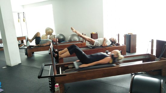 Aerial Yoga Studio Pilates The Art Of Body Seminyak Traveller Reviews Tripadvisor