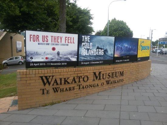 Waikato Museum: Museu