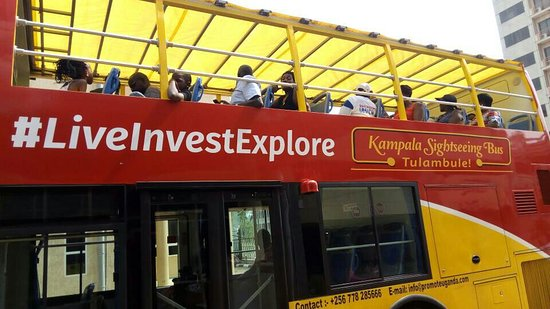 Kampala Sightseeing Bus