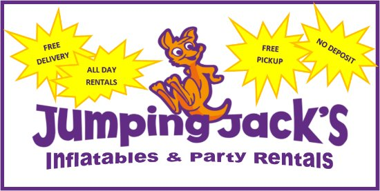 ‪Jumping Jack's Inflatables & Party Rentals‬