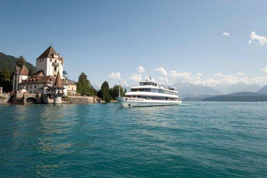 Schifffahrt BLS Berner Oberland