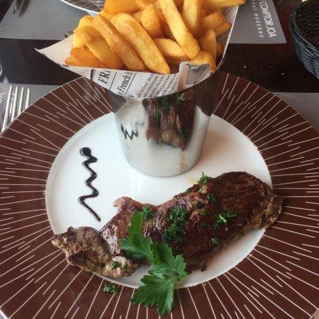 Photo3 Jpg Picture Of Restaurant Du Casino Joa D Etretat Etretat