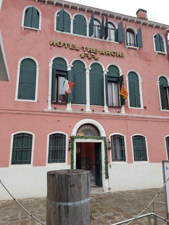 Hotel Tre Archi Photo
