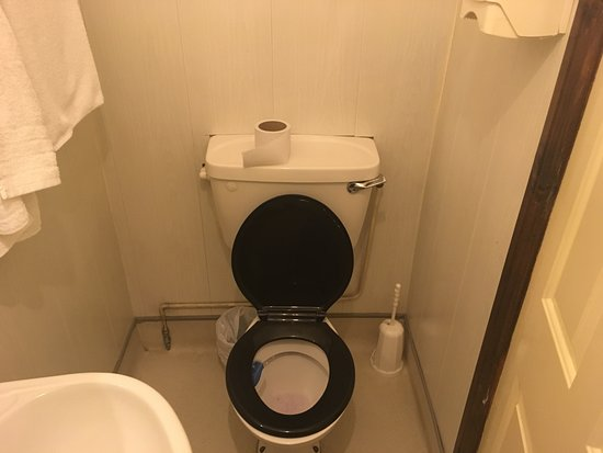 Inn on the Liffey: Toilet paper was not good- cheap, thin paper. Bring your own!