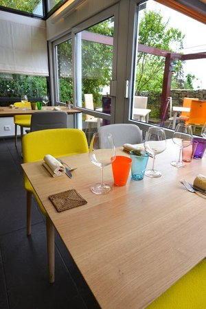 Le jardin gourmand lorient omd men om restauranger for Jardin gourmand lorient