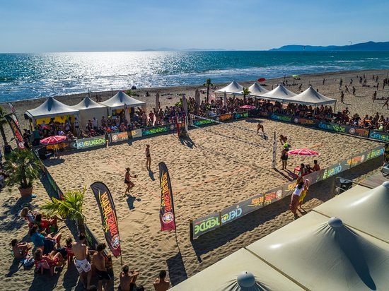 Sunset Beach festival 2017 - Picture of Cieloverde Camping Village ...